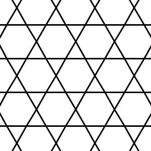 Tiling Inside Corners Doubling the tessellation of hexagons and triangles ...