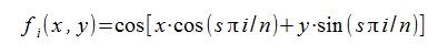fi(x,y)=