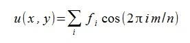 u(x,y)=