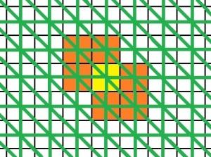 squaresToHex