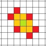 hexagonSquareMoore